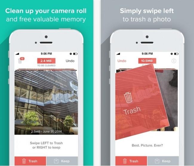 iPhone'a özel 5 uygulama!