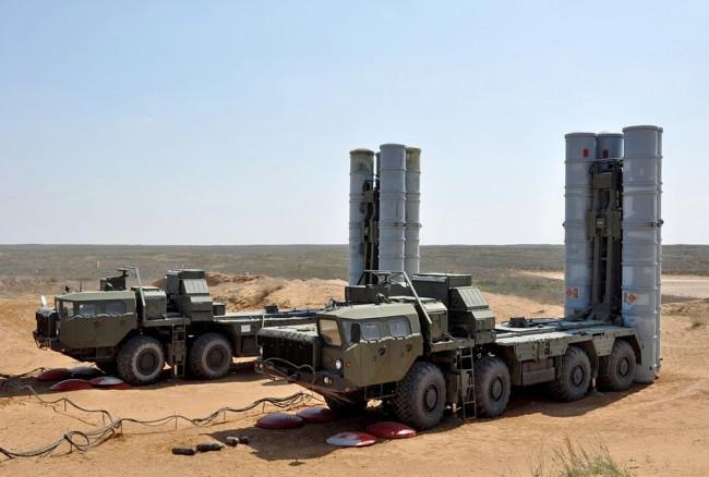 Rusya'nın hava savunma sistemi S-300 ve S-400'ler