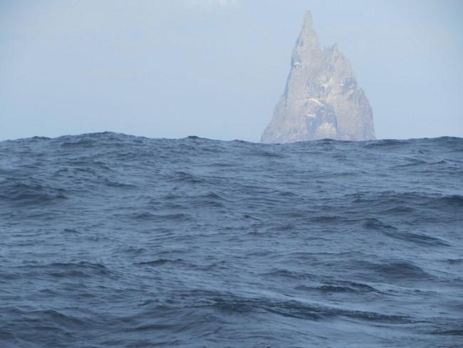Okyanusun ortasında bir mucize