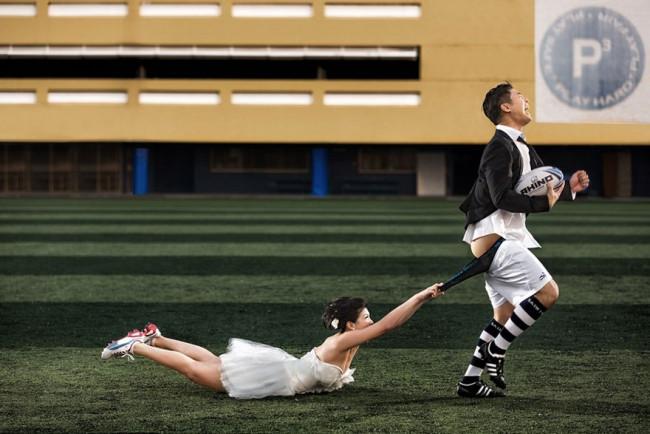 Yılın en romantik fotoğrafları