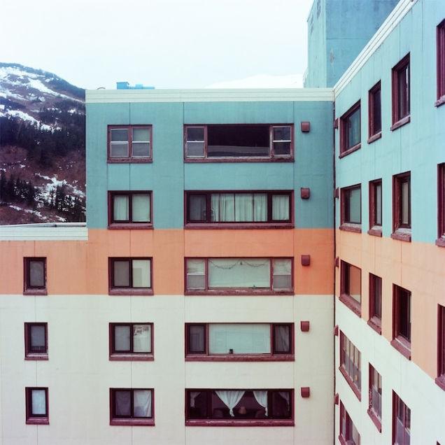 Tüm şehir aynı apartmanda yaşıyor
