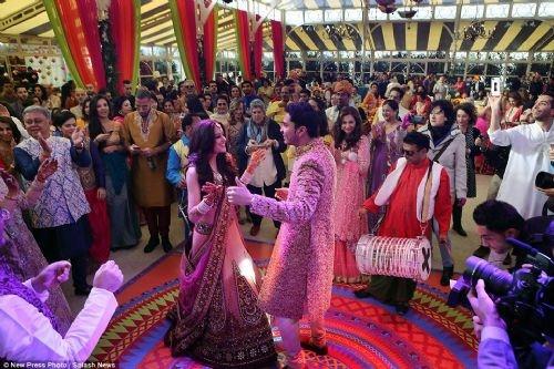 İtalya'da milyon dolarlık Hint filmi