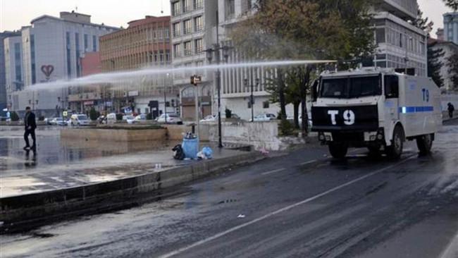Tahir Elçi'nin öldürülmesinin sonra olaylar çıktı