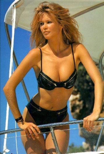 Top modeller yıllar önce böyleydi...