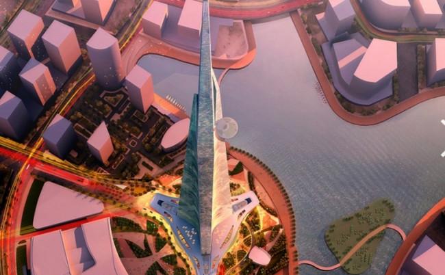 Suudi Arabistan dünyanın en uzun binasını yapacak