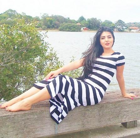 Kürt güzeli instagram yıldızı oldu