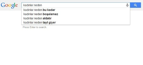 Google'da Türkler öyle şeyler aradılar ki...