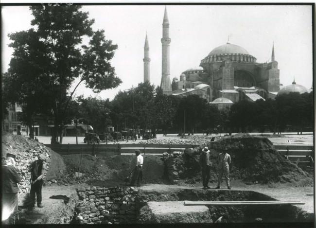 Saklı bavuldan çıkan İstanbul
