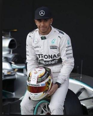 Lewis Hamilton kimdir?