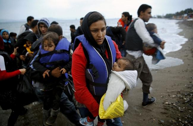 Reuters'tan 2015 yılının fotoğrafları
