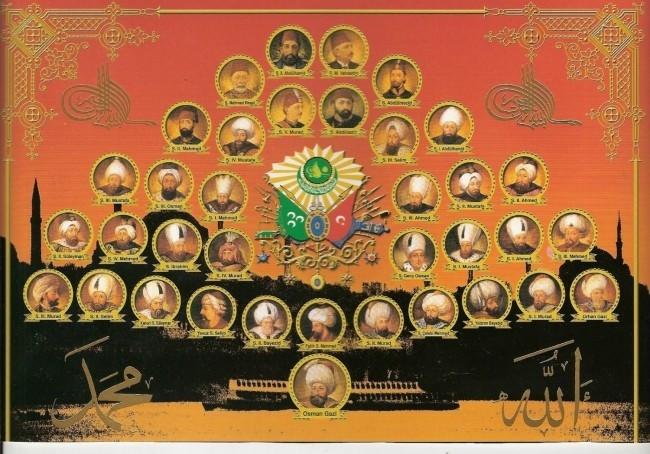 Osmanlı'nın kayıp padişahları