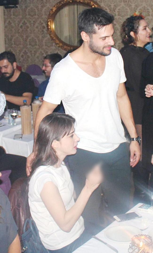 Serkan Çayoğlu ile Özge Gürel aşk mı yaşıyor