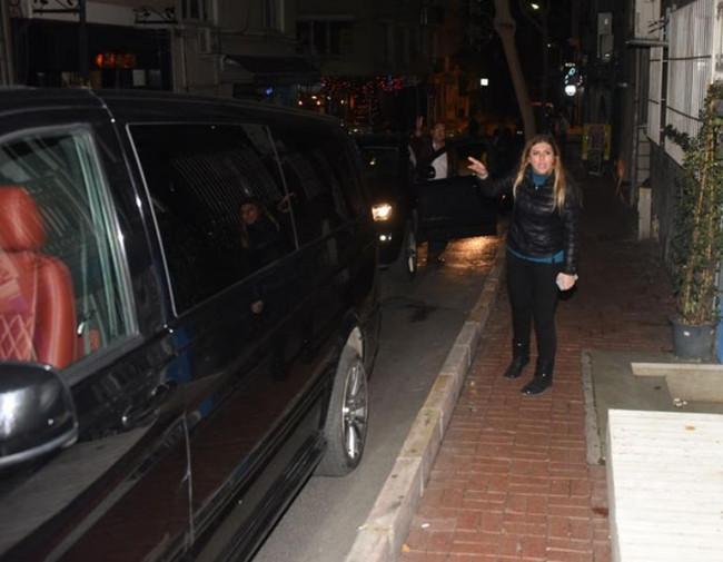 Bülent Ersoy'a şok protesto
