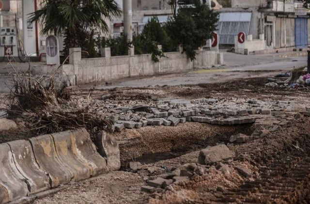 Nusaybin'de nefes kesen operasyon