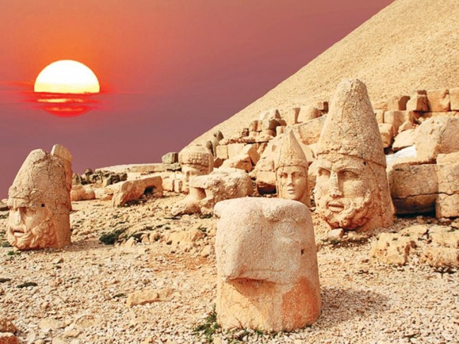 Türkiye'nin UNESCO'daki en iyi 10 eseri