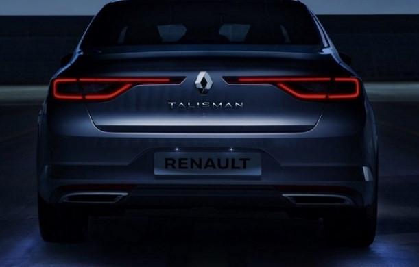 Aykırı tasarımlı Renault Talisman teknik özellikleri