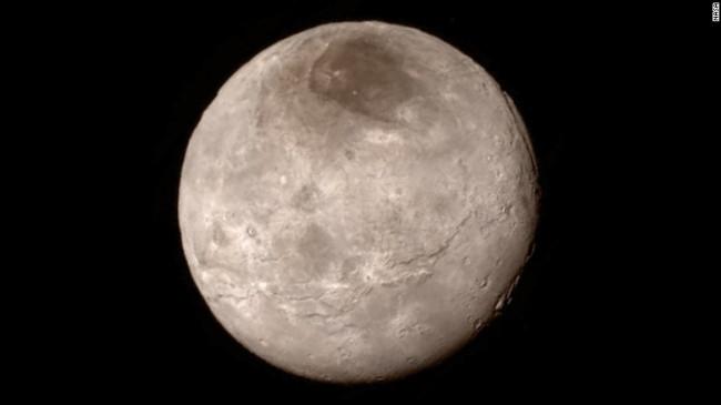 NASA, Plüton'un yeni görüntülerini yayımladı