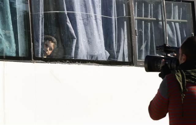 Suriyeli muhalifler 'devrimin başkenti' Humus'tan çekiliy