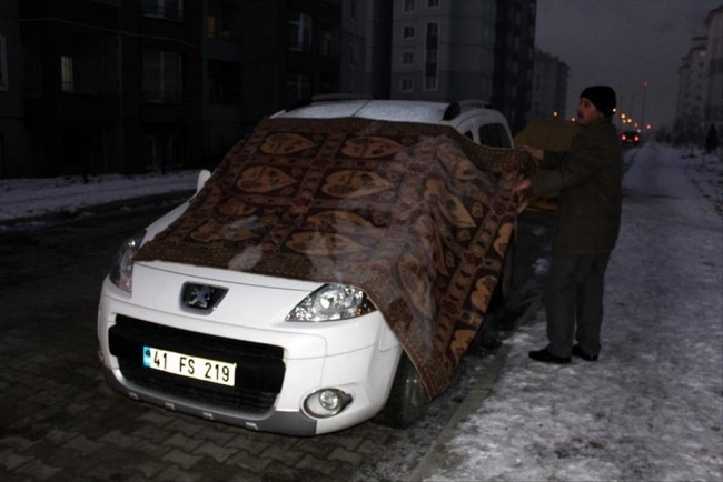 Soğukta Arabanın motoru nasıl korunur?