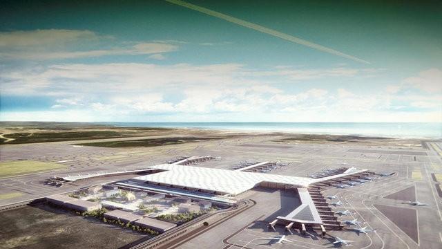 Binali Yıldırım 3. Havalimanı'nın adını halka bıraktı