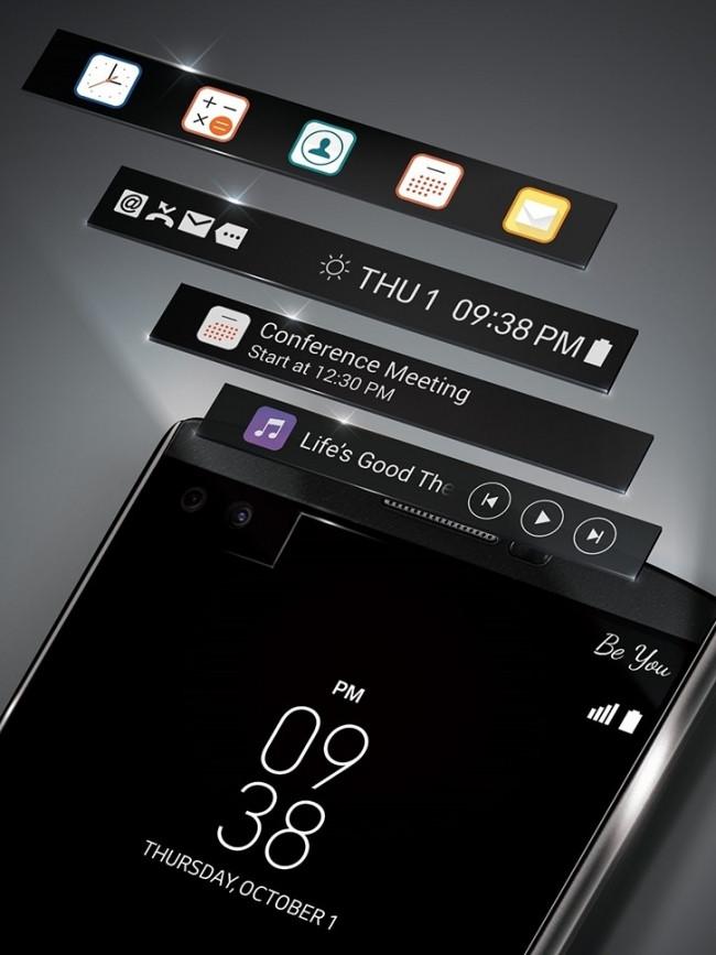 Çift ekranlı telefonlar geliyor