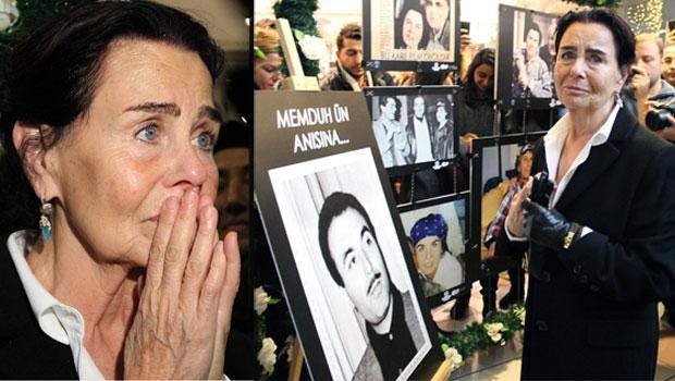 Fatma Girik'e 72.yaş sürprizi