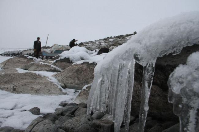 Ardahan'da sıcaklık gece -18'e düştü