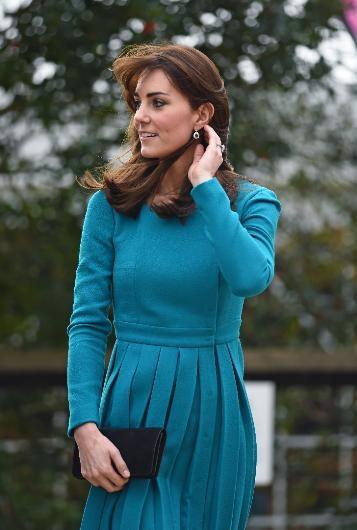 Kate Middleton saçlarını kestirdi