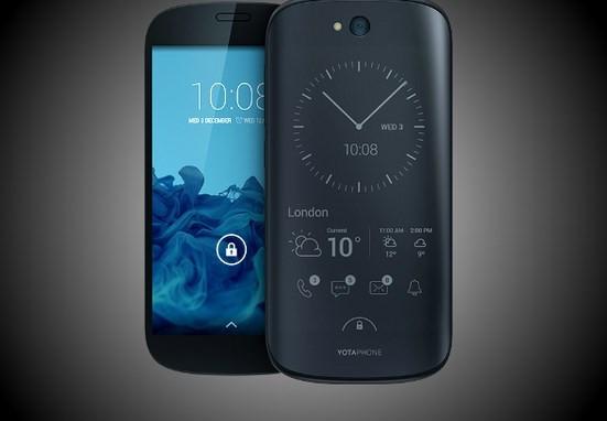 Yotaphone 2 Türkiye fiyatı ve özellikleri