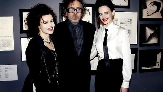 Tim Burton ve Eva Green aşkı