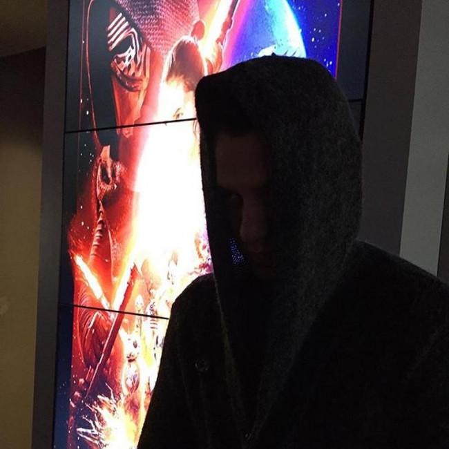 Ünlülerden Star Wars'a büyük ilgi
