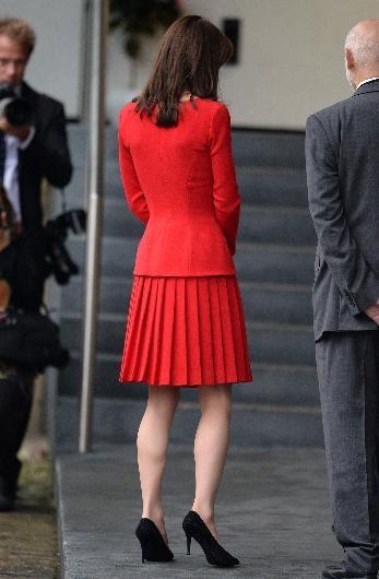 Tutumlu düşes Kate Middleton