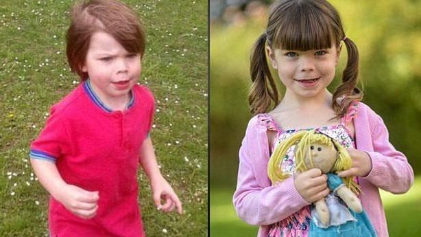 3 yaşında cinsiyet değiştirmek istedi
