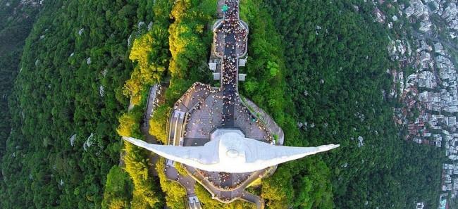 2015 Yılında çekilmiş en iyi Drone fotoğrafları