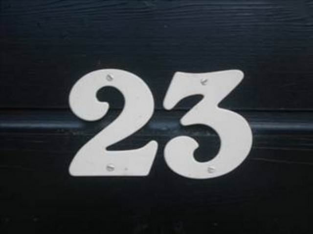 23 sayısının sırrı
