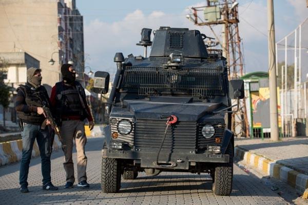 Cizre'de 14 PKK'lı öldürüldü!