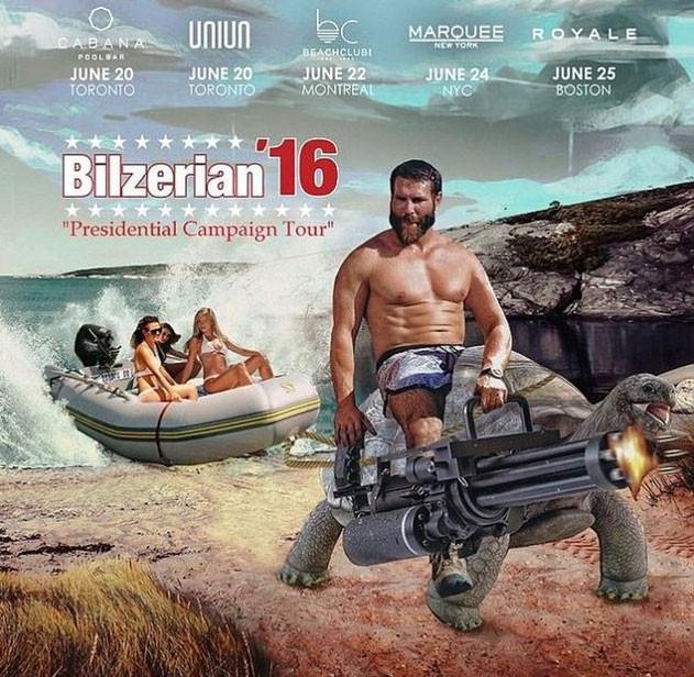 Kim bu Dan Bilzerian?