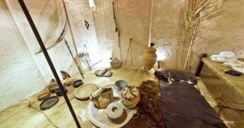 Hazreti Muhammed (S.A.V)'in evi böyleydi
