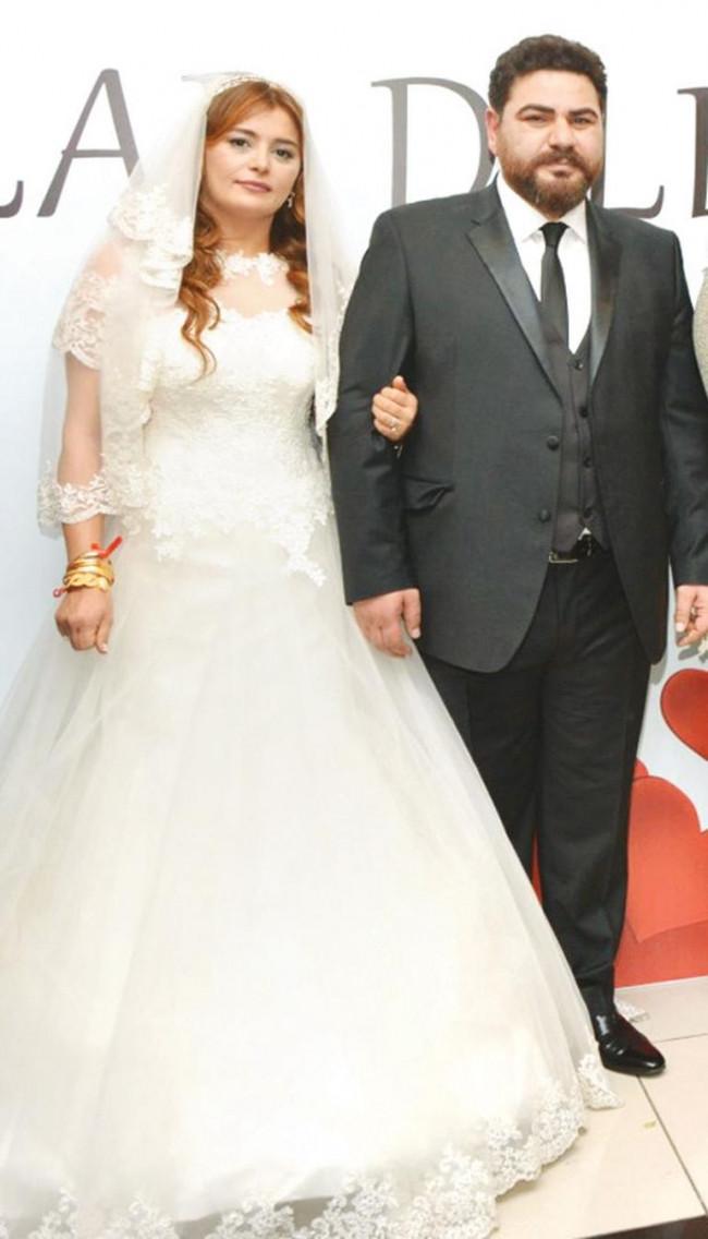 Erhan Ufak evlendi