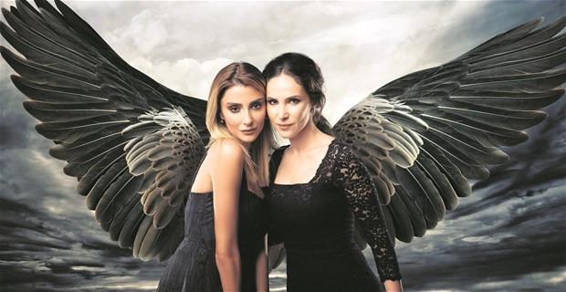 Kanatlı melekler