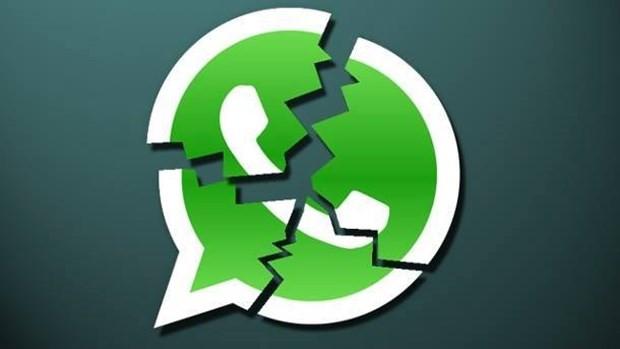 WhatsApp çökme tehlikesi ile karşı karşıya