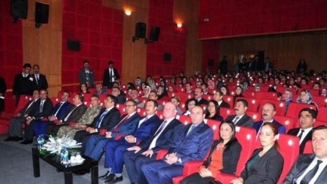 Şırnak Kültür Merkezi'nin son hali