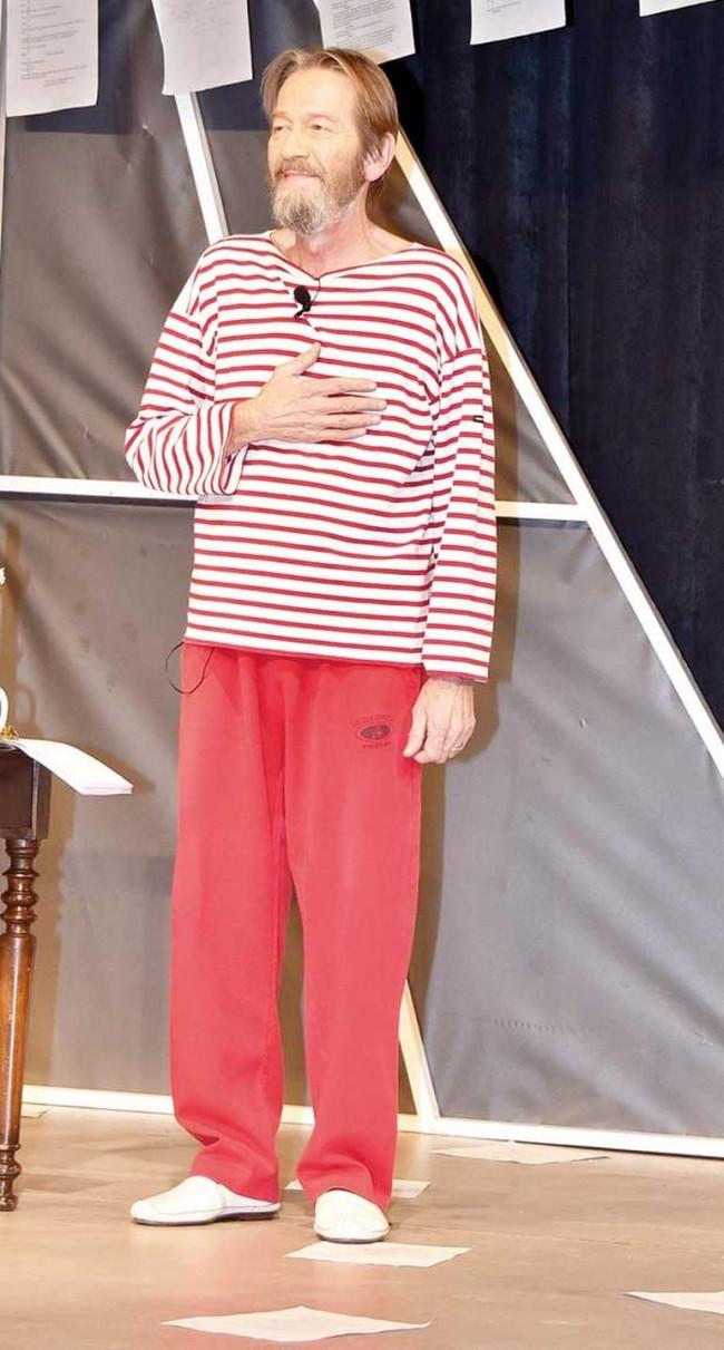 'Ferhangi Şeyler' 2000. kez sahnede