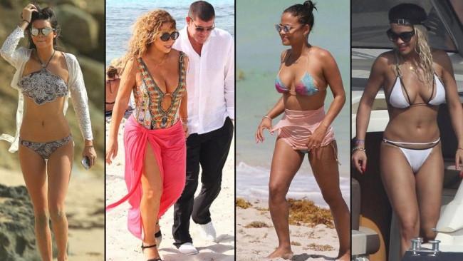 2015 yazına damga vuran bikiniler