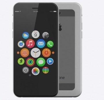 Çerçevesiz iPhone 7 nasıl olur sizce?