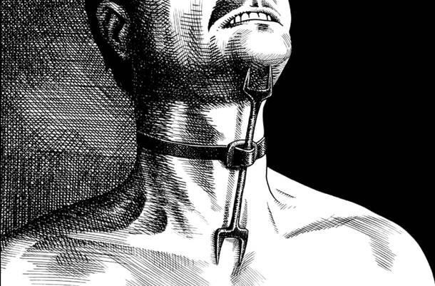 Korkunç işkence yöntemleri