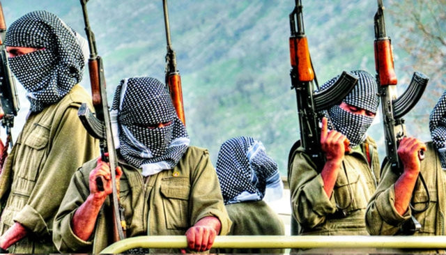 İl il PKK'lı teröristlerin sayısı