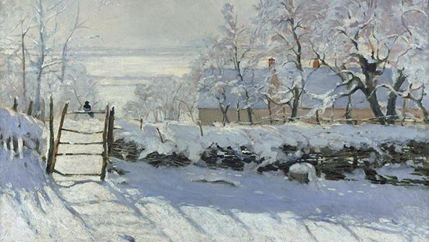Sanat tarihinin en iyi 10 kar tasviri