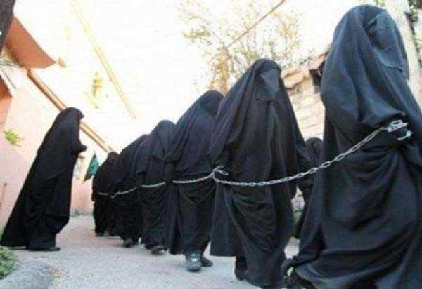 IŞİD'den korkunç tecavüz kuralları fetvası