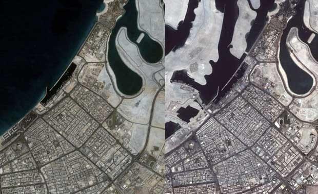 Şoke eden 11 Google Earth karesi